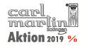 carl martin Aktion